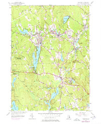 Download a high-resolution, GPS-compatible USGS topo map for Chepachet, RI (1976 edition)