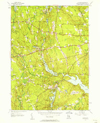 Download a high-resolution, GPS-compatible USGS topo map for Clayville, RI (1957 edition)