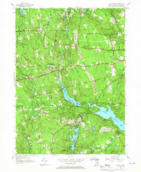 Download a high-resolution, GPS-compatible USGS topo map for Clayville, RI (1966 edition)