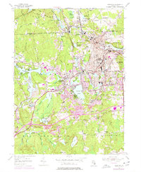 Download a high-resolution, GPS-compatible USGS topo map for Crompton, RI (1977 edition)