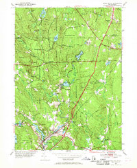 Download a high-resolution, GPS-compatible USGS topo map for Hope Valley, RI (1969 edition)