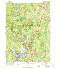 Download a high-resolution, GPS-compatible USGS topo map for Hope Valley, RI (1972 edition)
