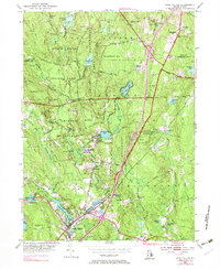 Download a high-resolution, GPS-compatible USGS topo map for Hope Valley, RI (1983 edition)