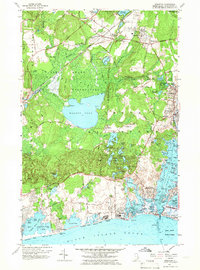 Download a high-resolution, GPS-compatible USGS topo map for Kingston, RI (1966 edition)