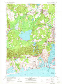 Download a high-resolution, GPS-compatible USGS topo map for Kingston, RI (1972 edition)