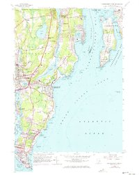 Download a high-resolution, GPS-compatible USGS topo map for Narragansett Pier, RI (1973 edition)