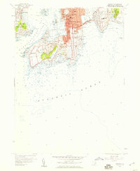 Download a high-resolution, GPS-compatible USGS topo map for Newport, RI (1959 edition)