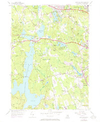 Download a high-resolution, GPS-compatible USGS topo map for North Scituate, RI (1973 edition)