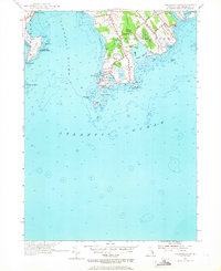 Download a high-resolution, GPS-compatible USGS topo map for Sakonnet Point, RI (1967 edition)