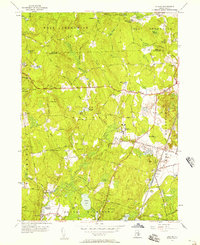 Download a high-resolution, GPS-compatible USGS topo map for Slocum, RI (1957 edition)