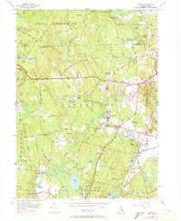 Download a high-resolution, GPS-compatible USGS topo map for Slocum, RI (1972 edition)