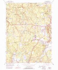 Download a high-resolution, GPS-compatible USGS topo map for Slocum, RI (1989 edition)