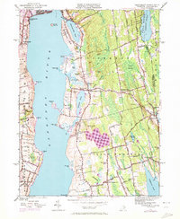 Download a high-resolution, GPS-compatible USGS topo map for Tiverton, RI (1972 edition)