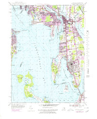 Download a high-resolution, GPS-compatible USGS topo map for Bristol, RI (1979 edition)