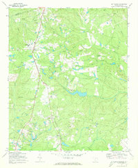 Download a high-resolution, GPS-compatible USGS topo map for Blythewood, SC (1973 edition)