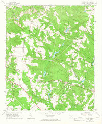 Download a high-resolution, GPS-compatible USGS topo map for Hollow Creek, SC (1966 edition)