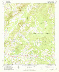 Download a high-resolution, GPS-compatible USGS topo map for Hornsboro, SC (1973 edition)