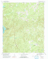 Download a high-resolution, GPS-compatible USGS topo map for Lancaster SE, SC (1992 edition)