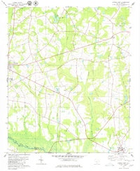 Download a high-resolution, GPS-compatible USGS topo map for Norway East, SC (1979 edition)