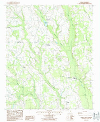 Download a high-resolution, GPS-compatible USGS topo map for Oswego, SC (1988 edition)