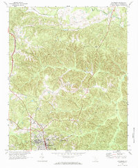 Download a high-resolution, GPS-compatible USGS topo map for Winnsboro, SC (1973 edition)