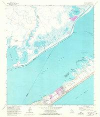 on map of sea isle texas