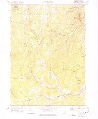 Download a high-resolution, GPS-compatible USGS topo map for Andover, VT (1975 edition)