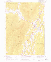 Download a high-resolution, GPS-compatible USGS topo map for Arlington, VT (1977 edition)