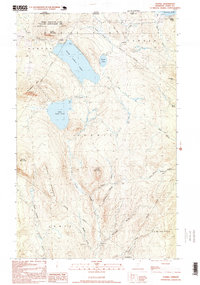 Download a high-resolution, GPS-compatible USGS topo map for Averill, VT (1999 edition)