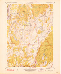 Download a high-resolution, GPS-compatible USGS topo map for Benson, VT (1948 edition)