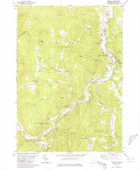 Download a high-resolution, GPS-compatible USGS topo map for Bethel, VT (1981 edition)