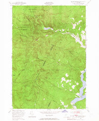 Download a high-resolution, GPS-compatible USGS topo map for Bolton Mountain, VT (1966 edition)