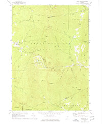 Download a high-resolution, GPS-compatible USGS topo map for Bread Loaf, VT (1977 edition)