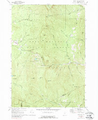 Download a high-resolution, GPS-compatible USGS topo map for Bread Loaf, VT (1989 edition)