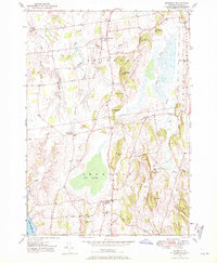 Download a high-resolution, GPS-compatible USGS topo map for Bridport, VT (1971 edition)