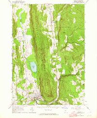 Download a high-resolution, GPS-compatible USGS topo map for Bristol, VT (1964 edition)