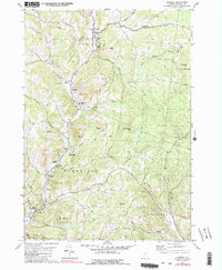 Download a high-resolution, GPS-compatible USGS topo map for Chelsea, VT (1981 edition)
