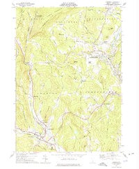 Download a high-resolution, GPS-compatible USGS topo map for Chester, VT (1975 edition)