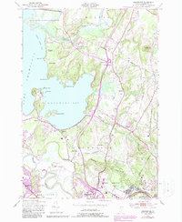 Download a high-resolution, GPS-compatible USGS topo map for Colchester, VT (1987 edition)