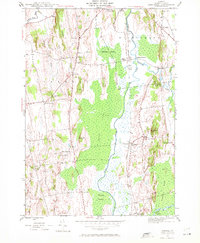 Download a high-resolution, GPS-compatible USGS topo map for Cornwall, VT (1972 edition)