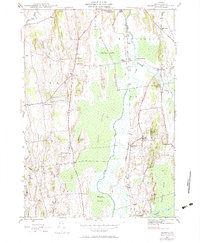 Download a high-resolution, GPS-compatible USGS topo map for Cornwall, VT (1983 edition)