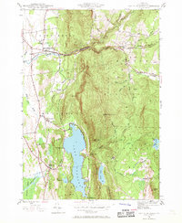 Download a high-resolution, GPS-compatible USGS topo map for East Middlebury, VT (1969 edition)