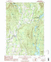 Download a high-resolution, GPS-compatible USGS topo map for Eden, VT (1986 edition)