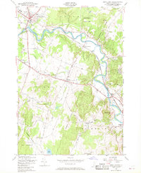 Download a high-resolution, GPS-compatible USGS topo map for Essex Junction, VT (1968 edition)