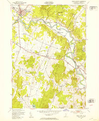 Download a high-resolution, GPS-compatible USGS topo map for Essex Junction, VT (1953 edition)