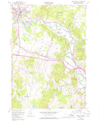 Download a high-resolution, GPS-compatible USGS topo map for Essex Junction, VT (1977 edition)