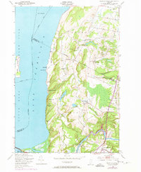 Download a high-resolution, GPS-compatible USGS topo map for Georgia Plains, VT (1973 edition)