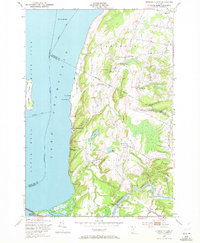 Download a high-resolution, GPS-compatible USGS topo map for Georgia Plains, VT (1972 edition)