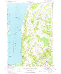 Download a high-resolution, GPS-compatible USGS topo map for Georgia Plains, VT (1977 edition)