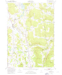 Download a high-resolution, GPS-compatible USGS topo map for Hinesburg, VT (1976 edition)